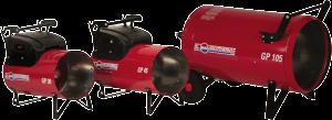 Aquecedor - Gerador de Ar quente - Arcotherm Linha GP C